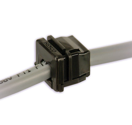 Heyco 174 St Lockit Strain Relief Bushing For U Shape Slot