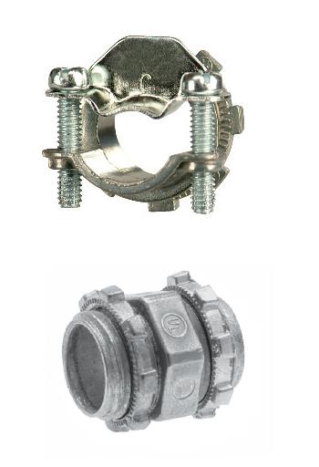 Heyco 174 Zinc Die Cast Box Connectors
